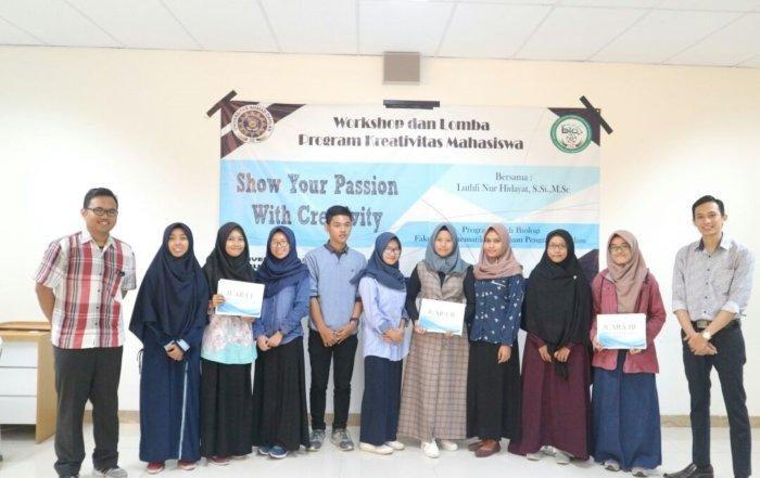 Kegiatan PKM Mahasiswa Prodi Biologi FMIPA UAD