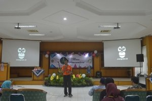Seminar dari COP (Centre for Orangutan Portection)