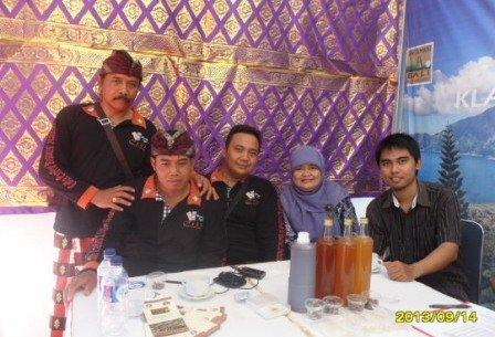 UAD Kenalkan Produk Kopi yang Berbeda di Indonesian Coffee Festival bali