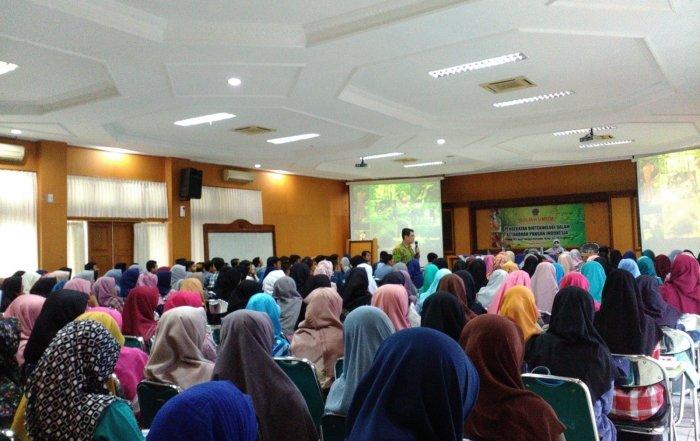 Kuliah Umum Pendekatan Bioteknologi dalam Ketahanan Pangan Indonesia